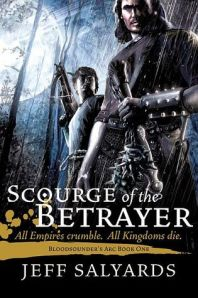 scourge of the betrayer cover