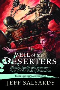 veil of the deserters cover