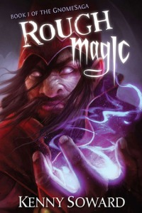 Rough Magic Cover alt - Outlines